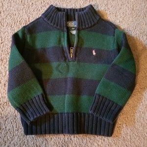 Polo Sweater Toddler